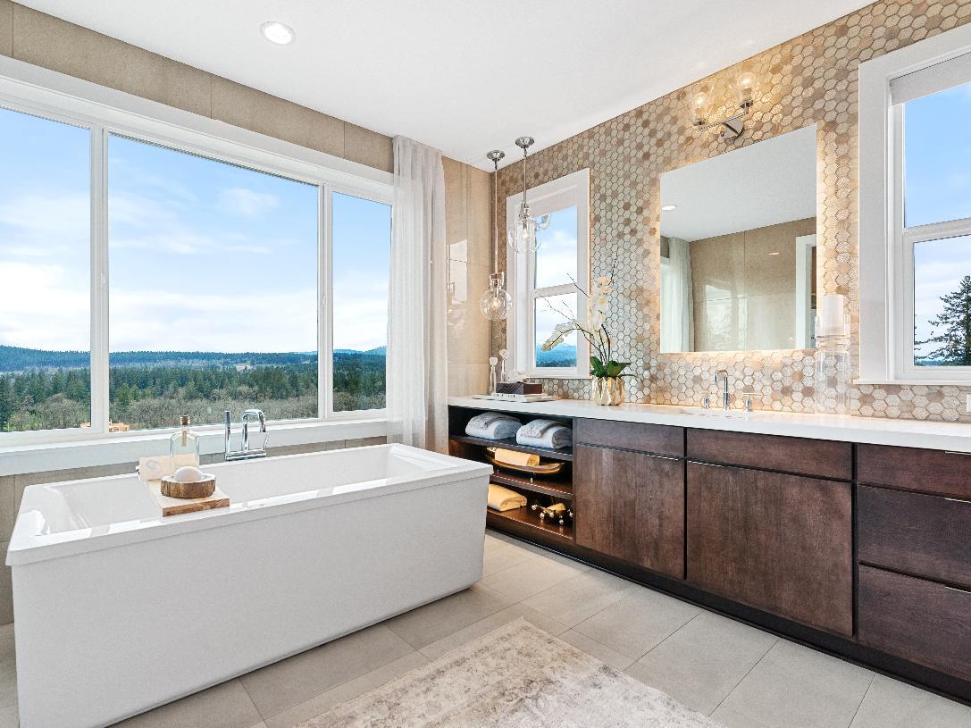 Luxe 5-piece bath