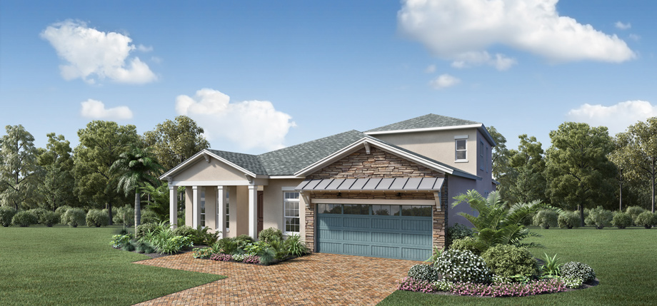Toll Brothers at Shearwater - Ambassador | The Anastasia Elite Home Design
