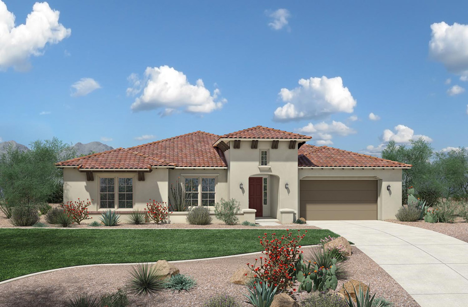 New Luxury Homes For Sale In Peoria Az Toll Brothers At