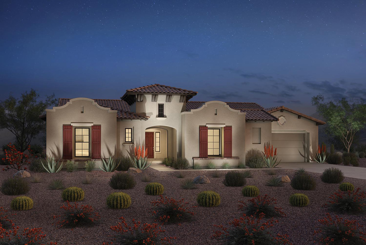 Peoria AZ New Construction Homes | Toll Brothers at Blackstone - The