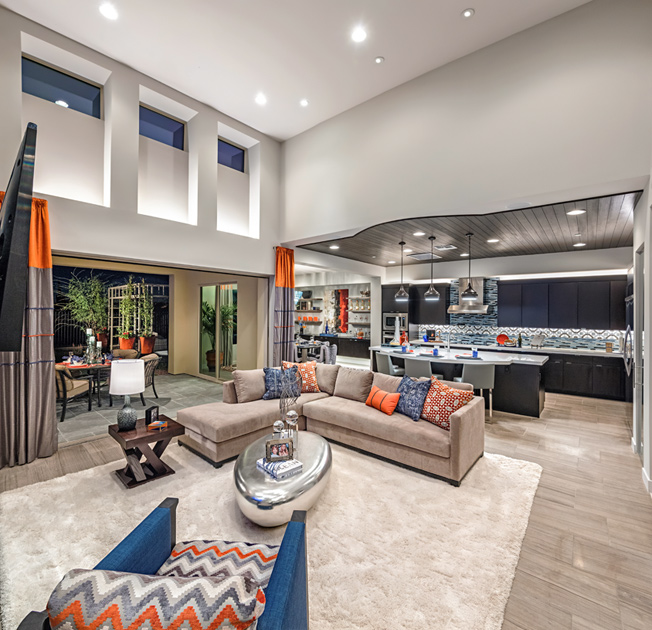 Carport And Garage Modern Architecture Jpg 1030 920: New Luxury Homes For Sale In Peoria, AZ