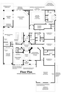 Arborglen - Floor Plan