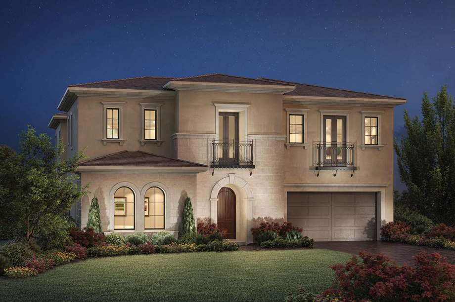 Irvine New Home Solitaire