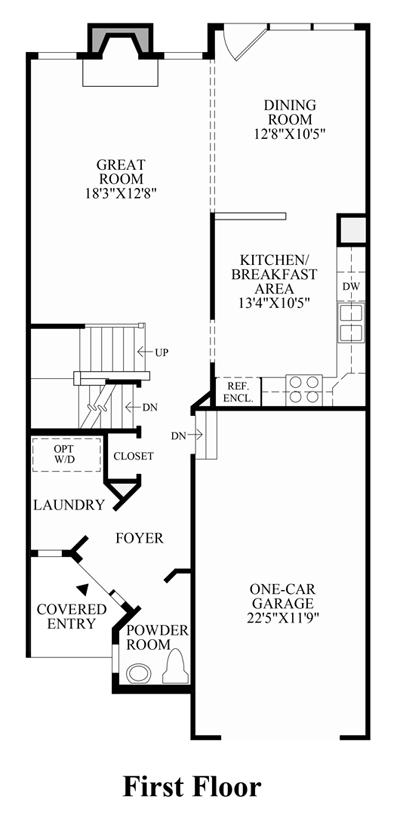 Ashbourne - 1st Floor