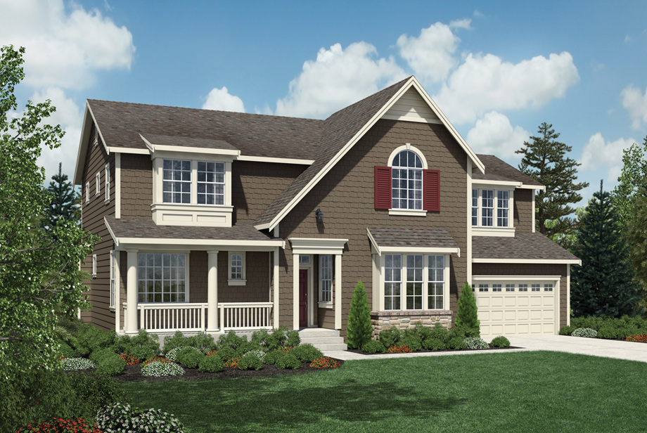 Cedarcroft The Ashland WA Home Design