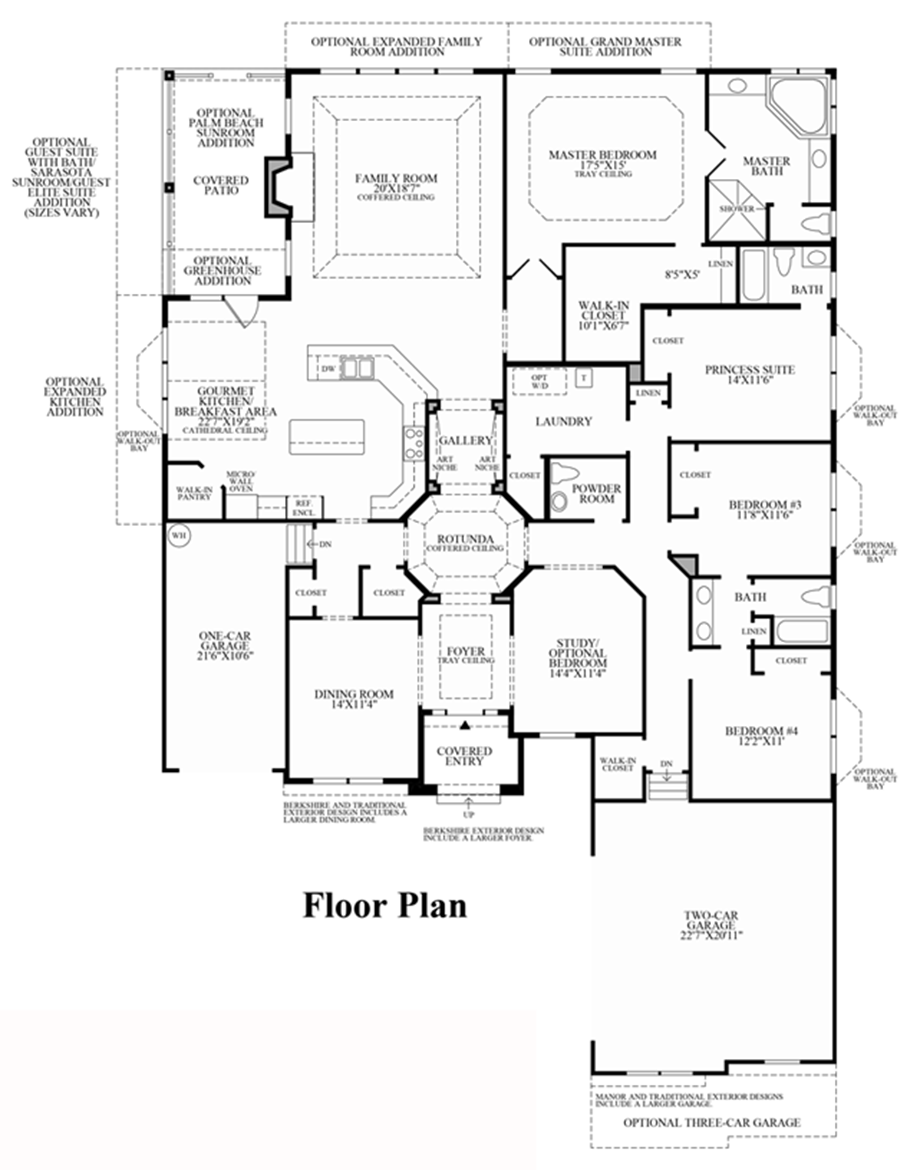Floor plan floor plan for Design your own kitchen floor plan