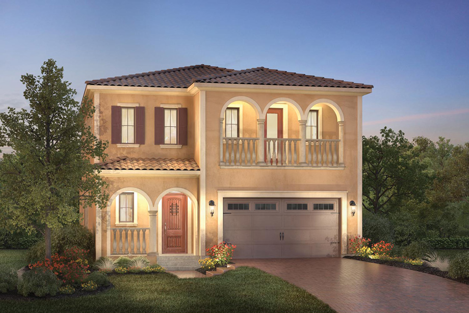 Avila at porter ranch glen collection the augusta home for Designer homes augusta ga