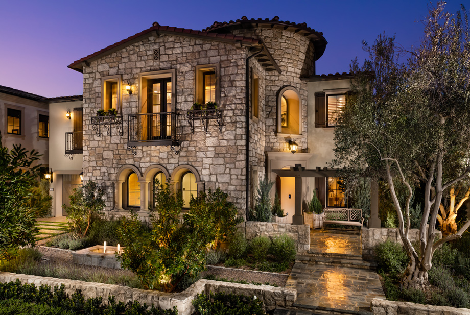Toll Brothers at Hidden Canyon - Marbella Collection | The Avalon ...