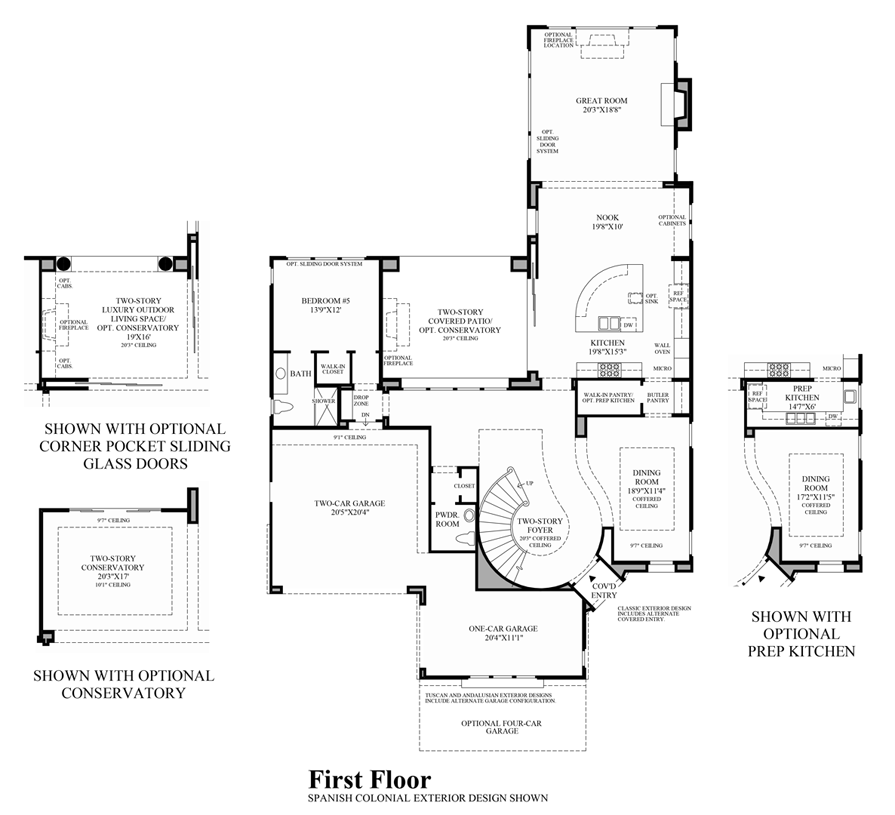 california home building plans - California Home Floor Plans