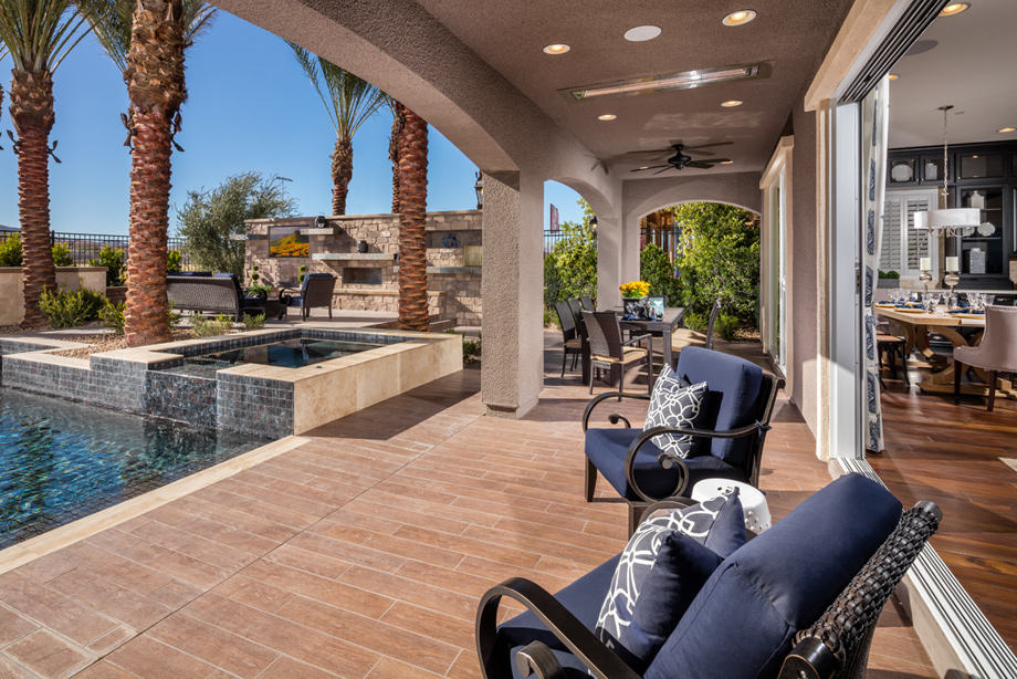 Henderson Nv New Homes For Sale Toll Brothers At Inspirada Carmona