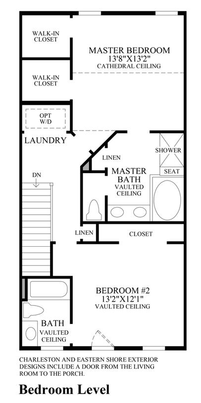 Averill - Bedroom Level