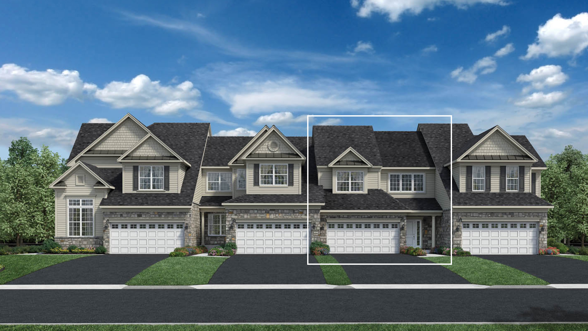 Ridgeview of Novi | The Brandeis Home Design