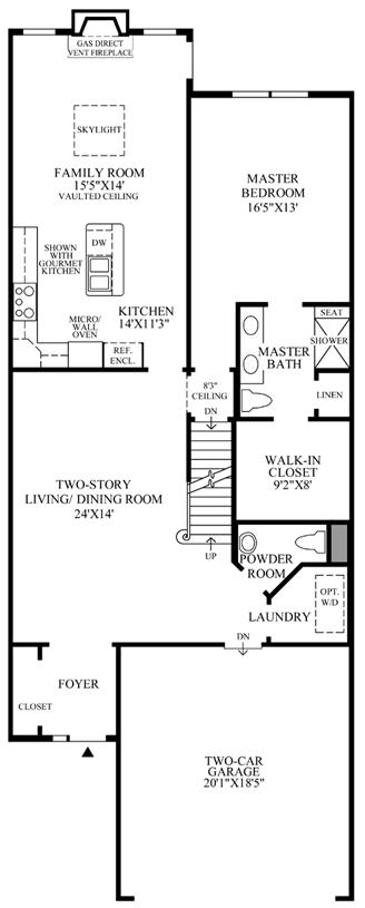 Avon Manor - 1st Floor