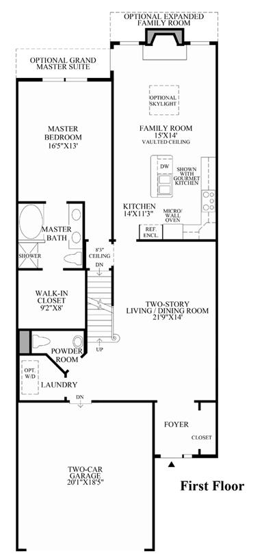 Avon - 1st Floor