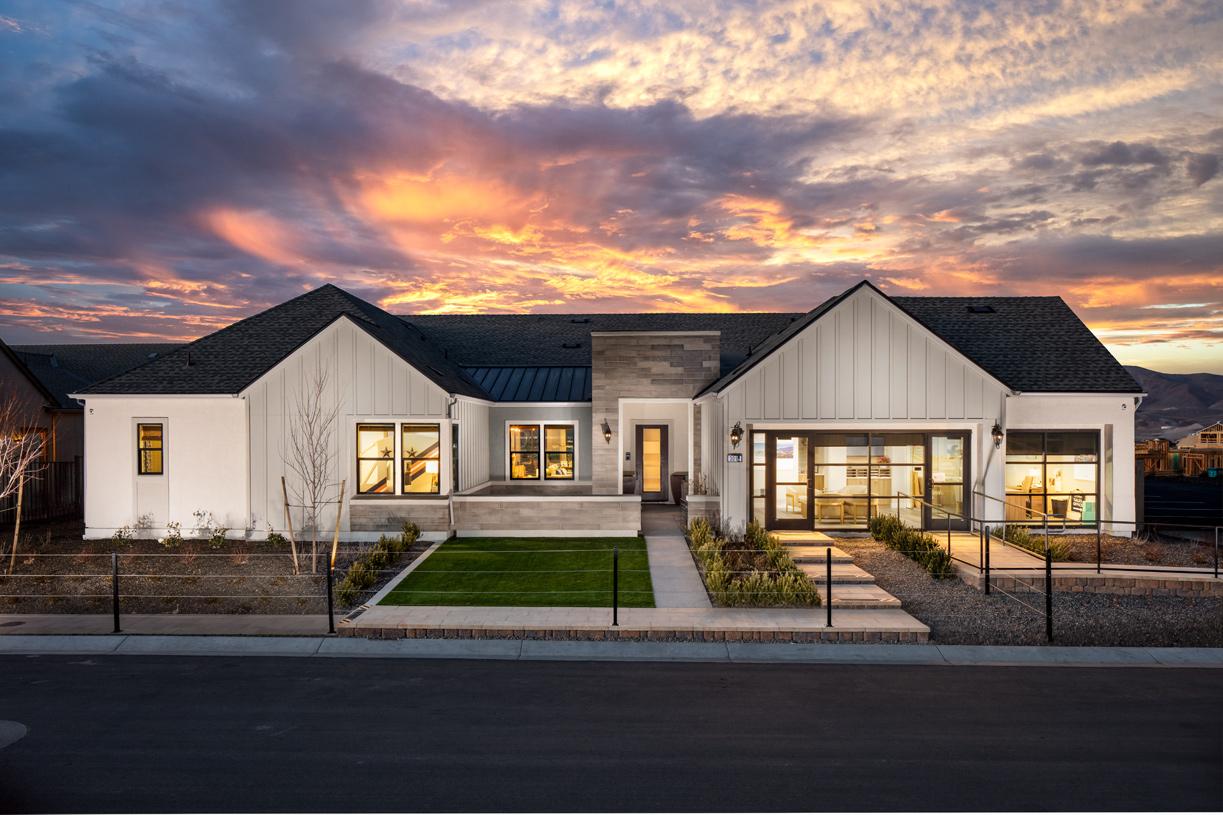 Baldwin -  Modern Farmhouse