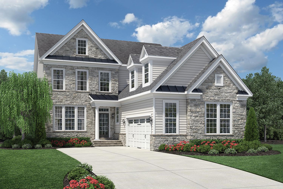 New luxury homes for sale in newtown square pa liseter for Newtown builders