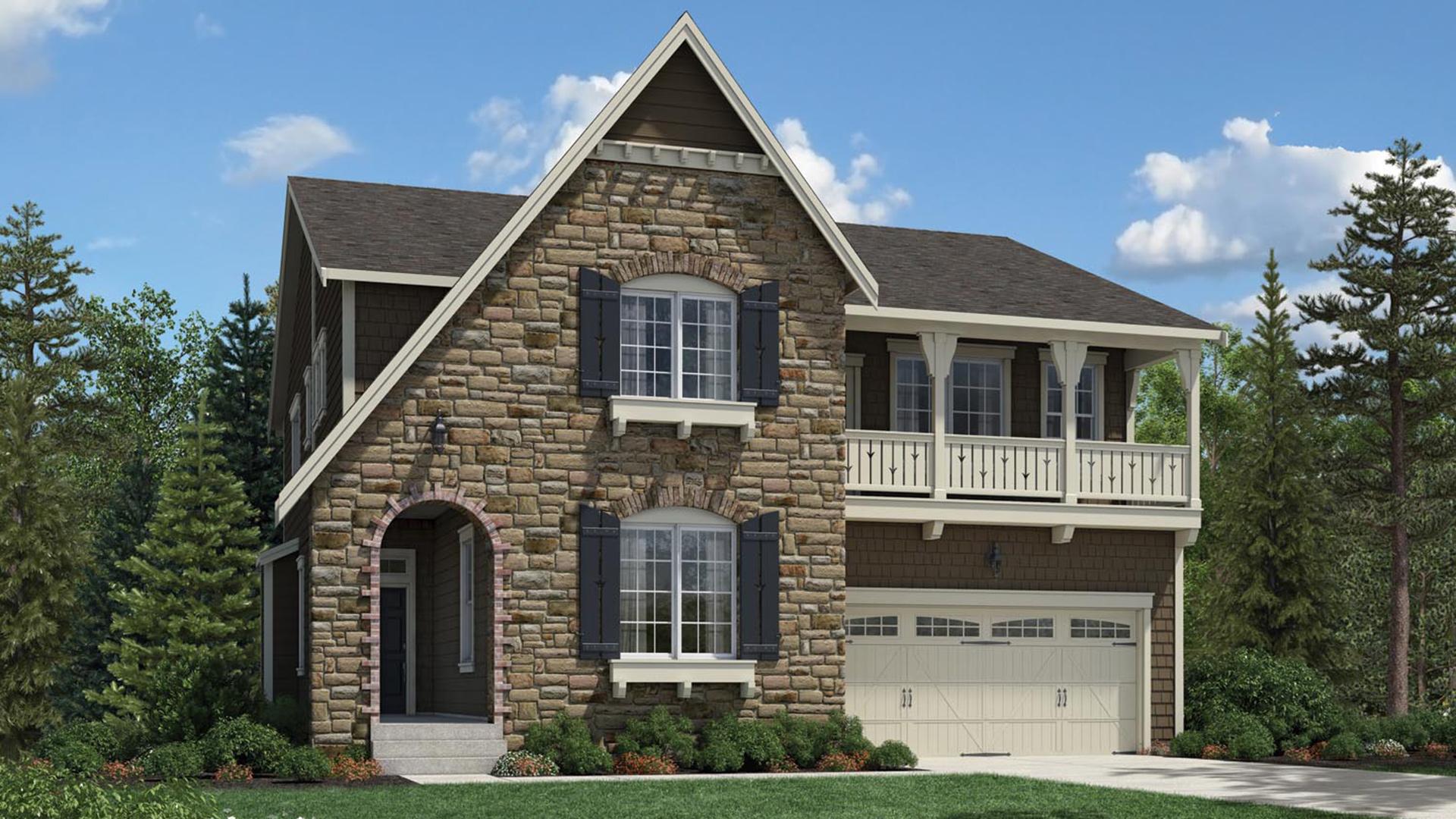 Cedarcroft The Ballard Home Design