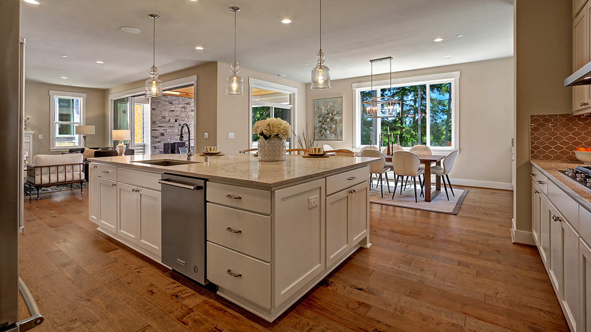 New Luxury Homes For Sale in Kirkland, WA   Kirkland Crest