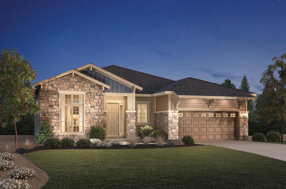 New Luxury Homes For Sale In Aurora Co Toll Brothers At