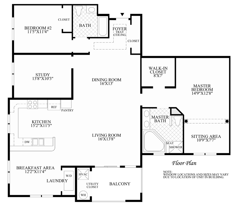 Bannerman - Floor Plan