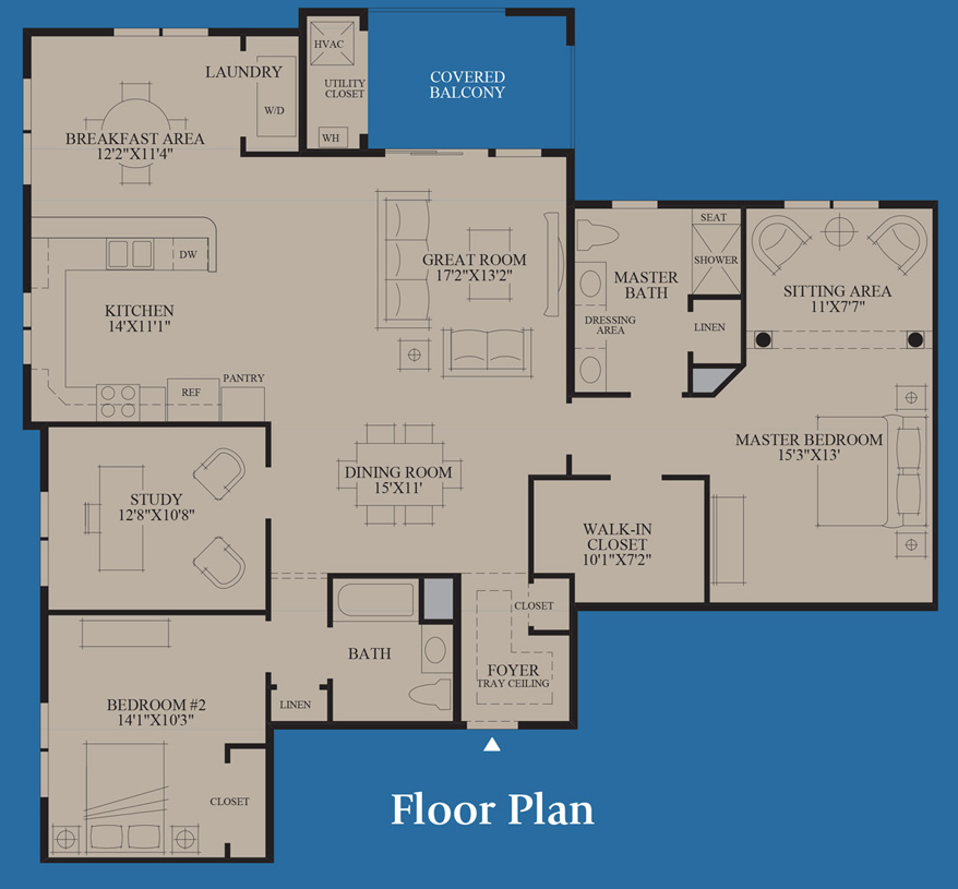 Regency homes floor plans iowa house design plans for Regency house plans