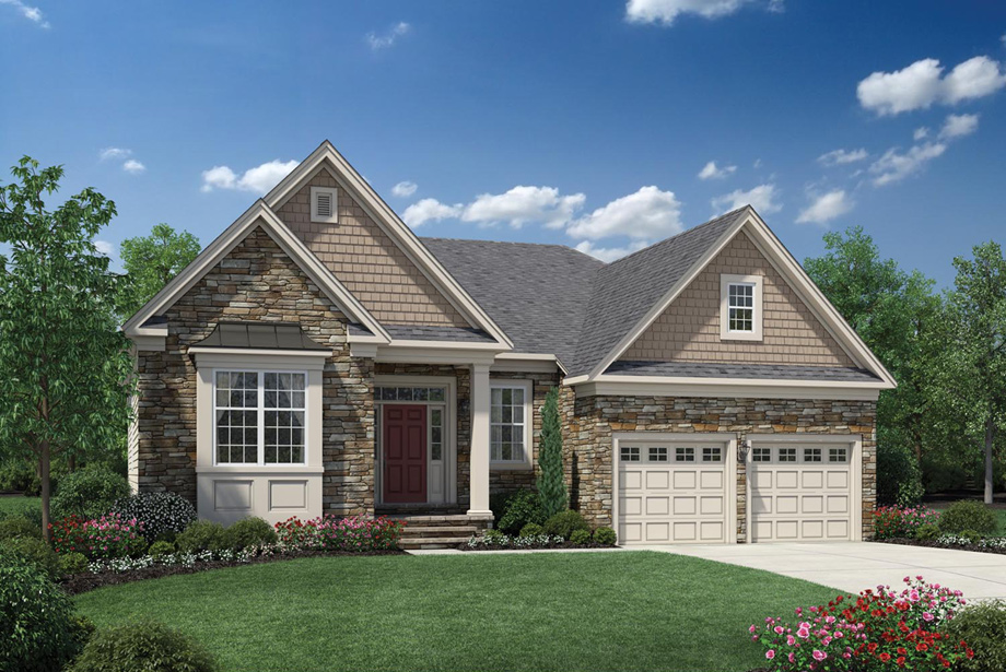 Toll Brothers At The Pinehills Skipping Stone on Toll Brothers Plymouth Floor Plan