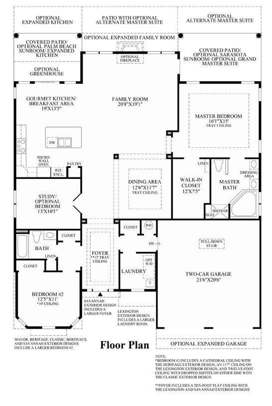Bayhill - 1st Floor