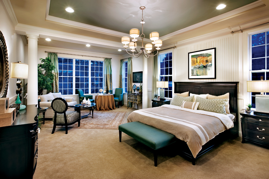 Hopewell glen the gardens the bayhill home design for Master bedroom suite
