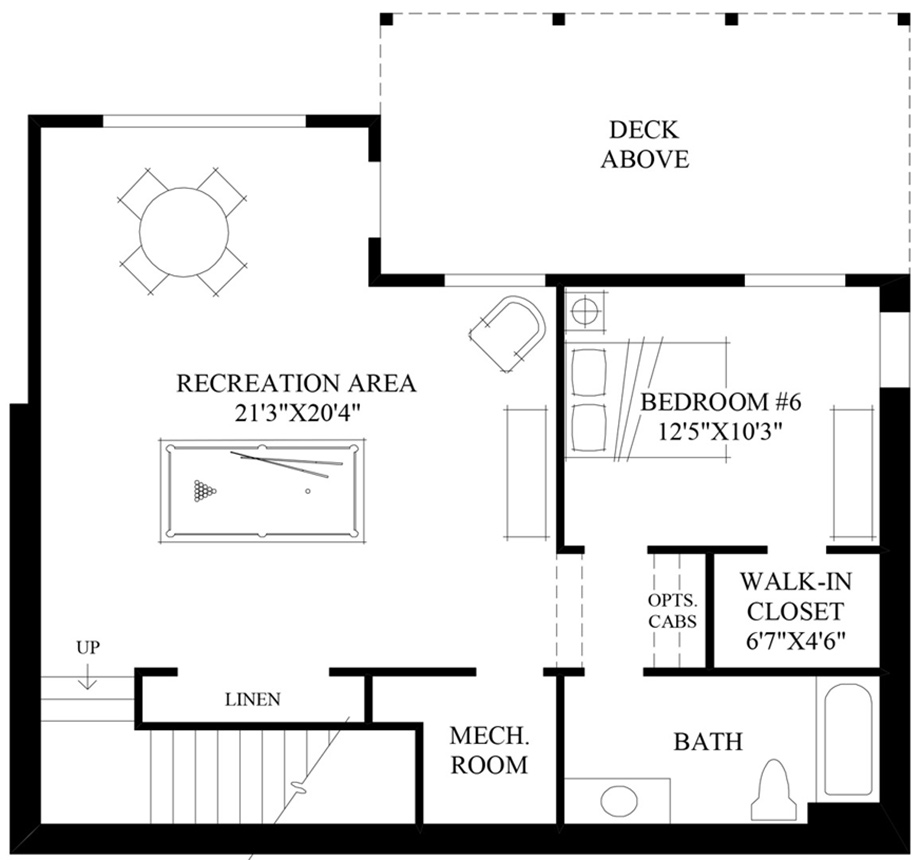 6 bedroom house plans with basement 28 images eplans for 6 bedroom house plans with basement