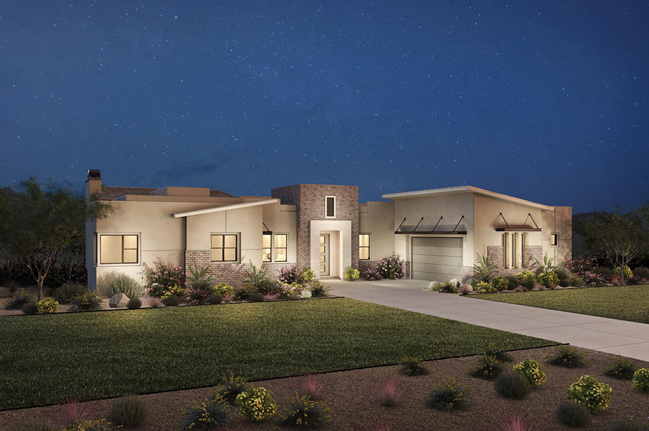 Toll Brothers At Whitewing The Cadiz Home Design