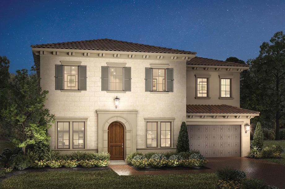 Bellino - The Italianate & Bella Vista at Orchard Hills | The Bellino Home Design azcodes.com