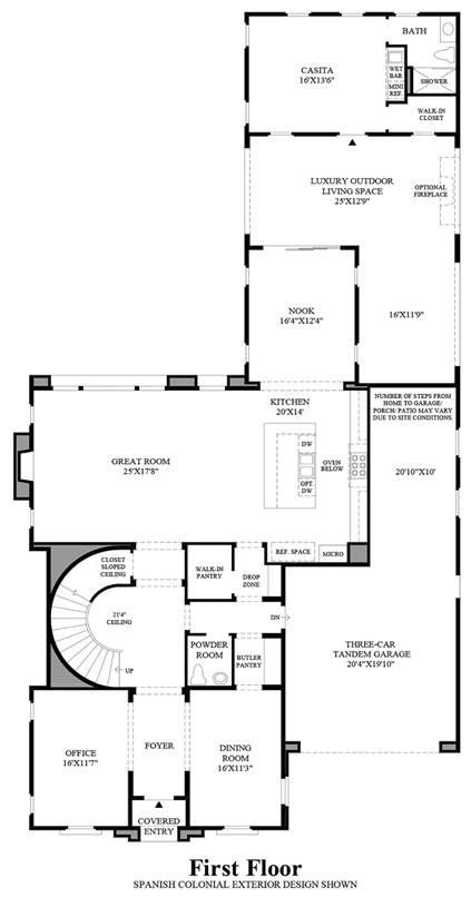 Luxury house floor plans australia immigration