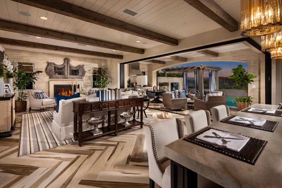 Bella Vista At Orchard Hills The Bellino Home Design