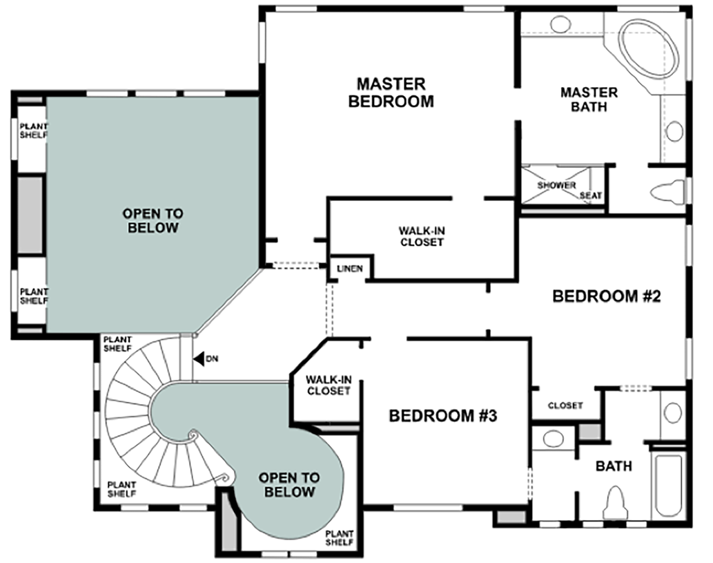 broomfield co new homes for sale the enclave at mckay shores view floor plans