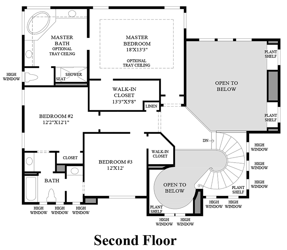 Toll brothers at flatiron meadows the retreat the for The retreat floor plans