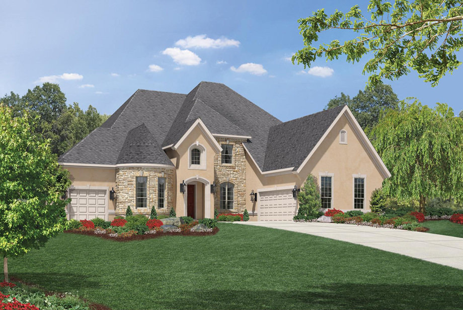 Northgrove at spring creek estate collection quick for Tynan house plans