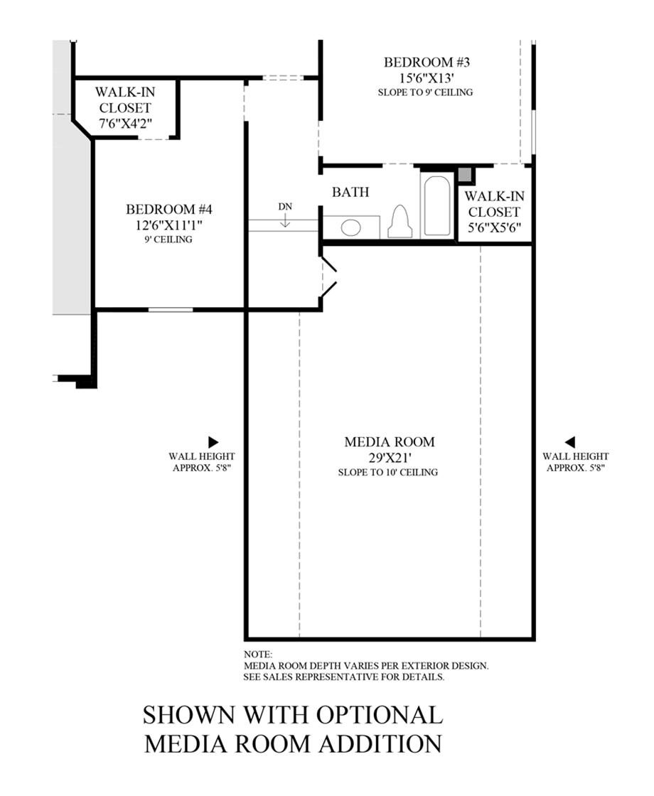 Richwoods Glen The Bellwynn Home Design