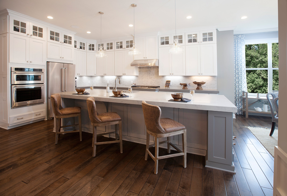 Toll Brothers At Bent Creek Carolina Collection The Woodstock