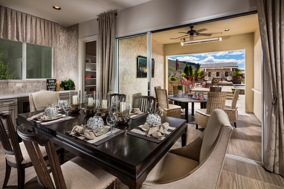 Willow Bend At Saddle Ridge The Ravenwood Nv Home Design