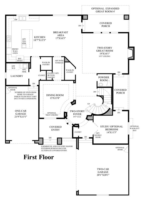 Bertoni - 1st Floor