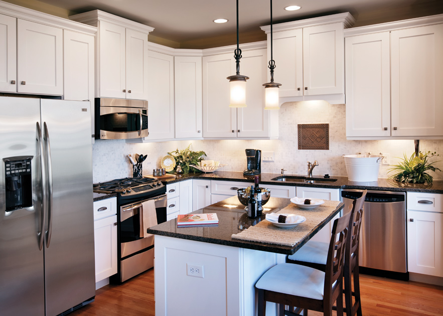 New luxury homes for sale in bethel ct the summit at bethel for Bethel kitchen designs
