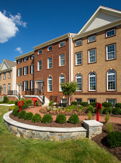 Hanover Md Townhomes For Sale The Enclave At