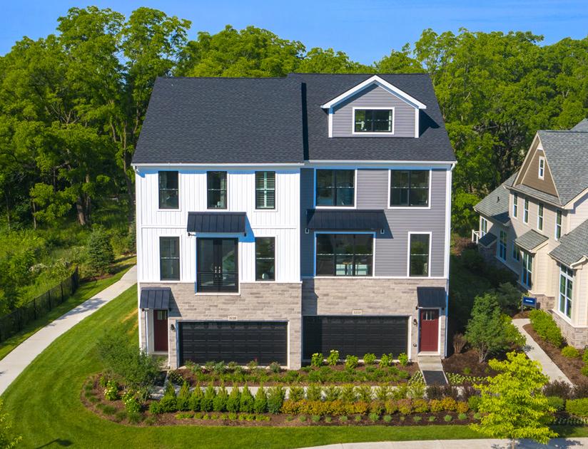 Modern, Craftsman exteriors