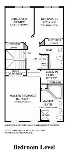 Bethesda - Bedroom Level