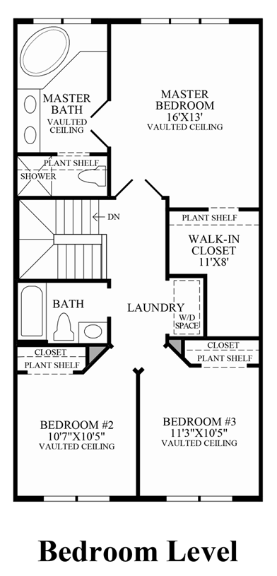 Ryland Townhome Floor Plans From 2001 Free Home Design Ideas Images - Lennar Townhome Floor Plans
