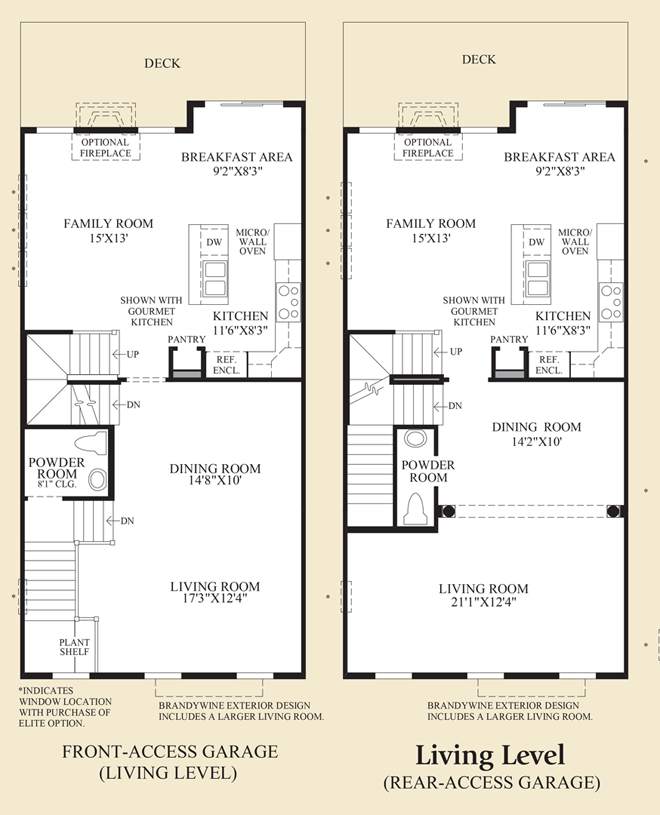 Floor Plans For Townhomes Part - 38: View Floor Plans