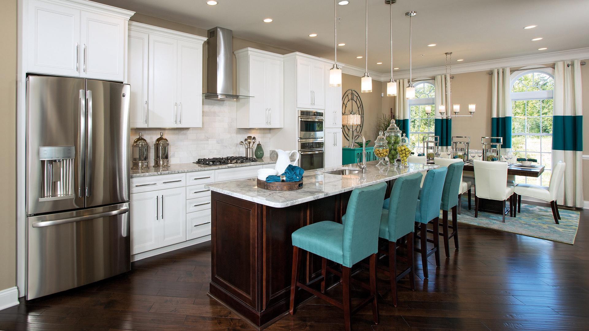 Bethesda Maryland Master Suite Remodeling: The Enclave At ArundelPreserve - Townhomes