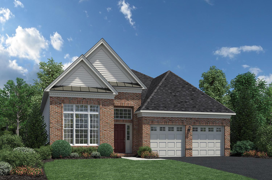 luxury homes sale illinois regency bowes creek country club active adult single family collection