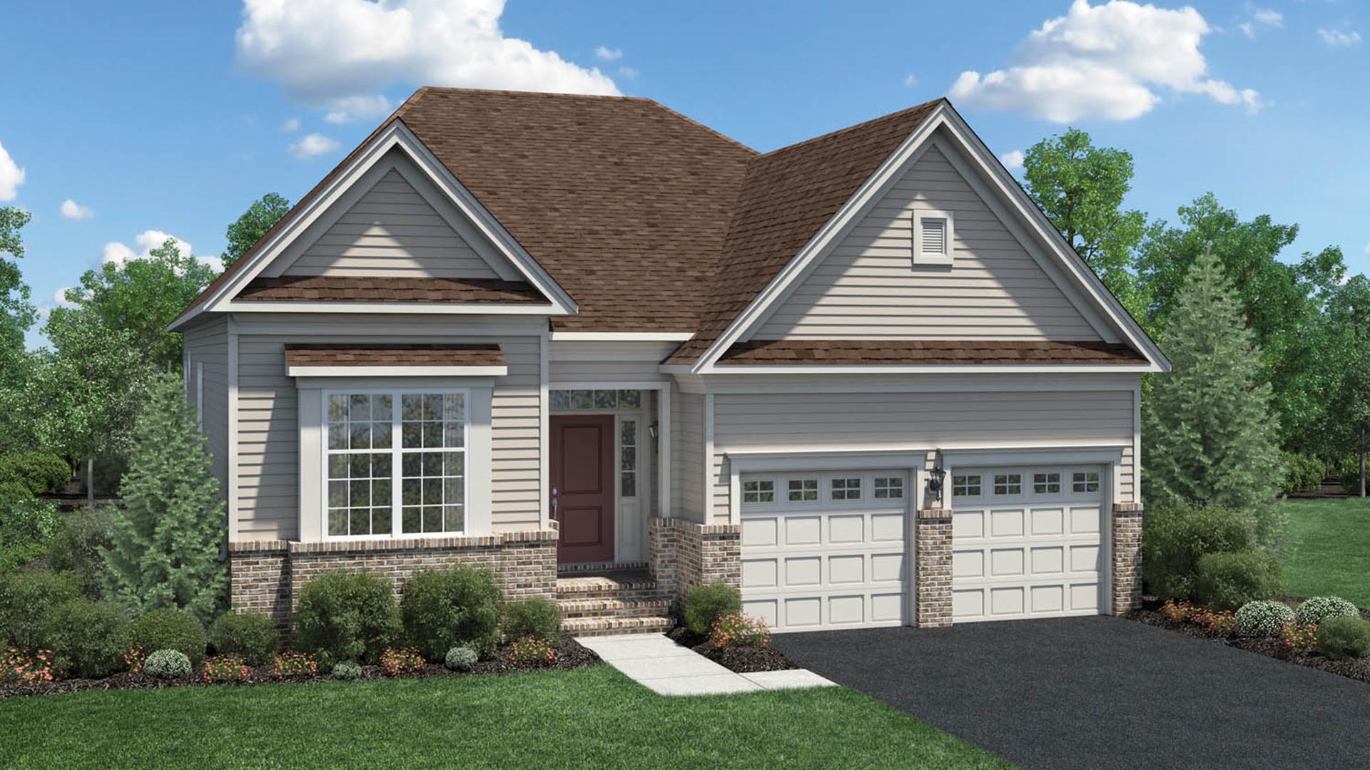 Meadow Glen at Skippack | The Binghamton Home Design