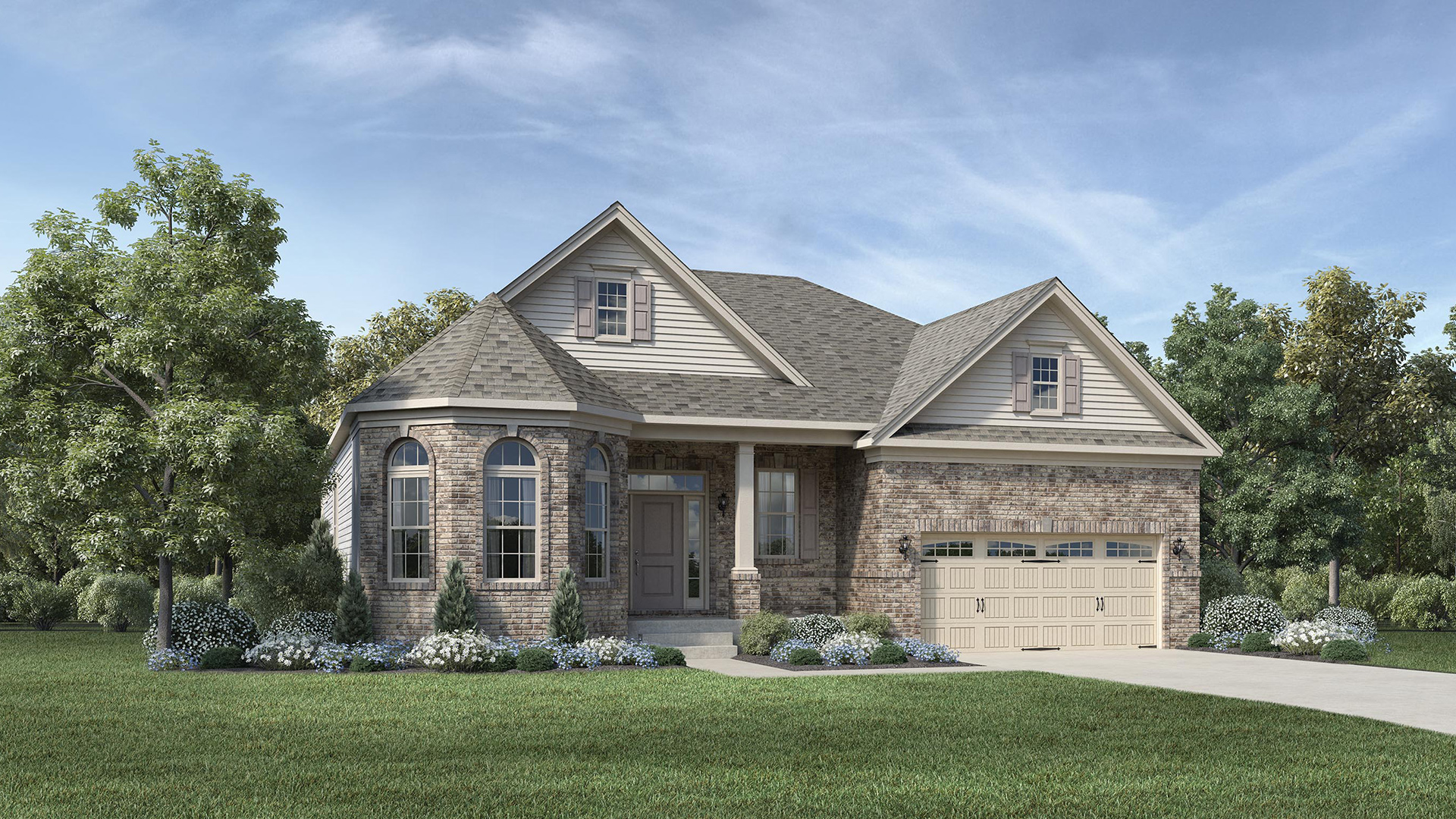 New Luxury Homes For Sale in Apex, NC | Regency at White Oak ... on
